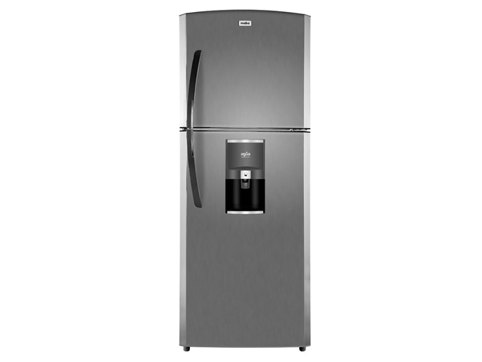 Refrigerador 14 Pies Mabe con Despachador Silver