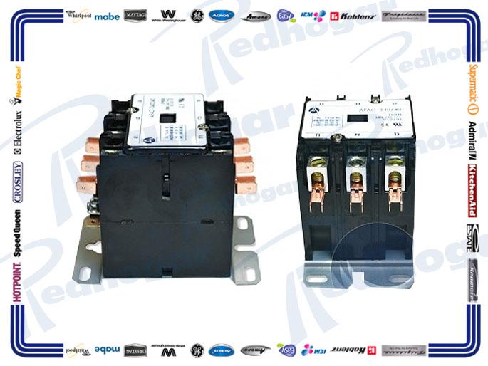 CONTACTOR 3 POLOS 40A-120V APAC