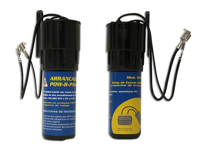 RELAY ARRANQUE 3 EN 1 1/2 -10HP 220V 300% MISMO RPSPP5
