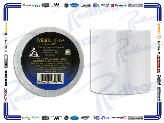 CINTA MOMIA PVC A.A. 5cm X 10m USAR RPT17