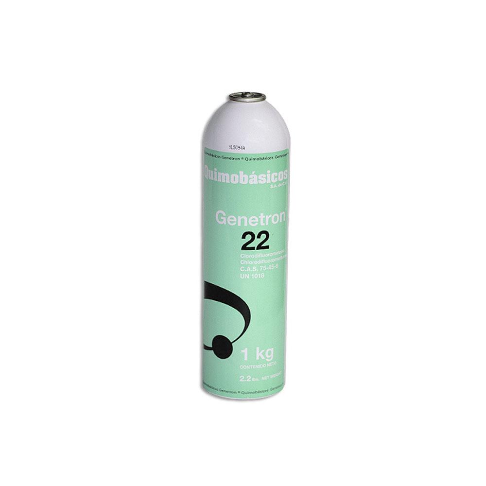 ECONOLATA GAS 1 KG.R22 GENETRON