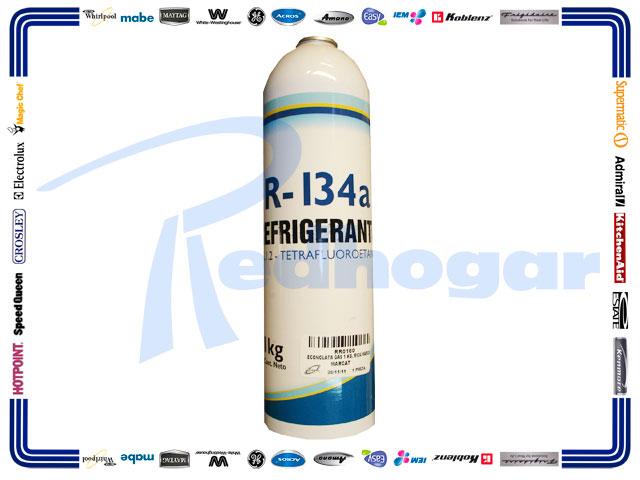 ECONOLATA GAS 1KG. R134 MARCAT 12PZ