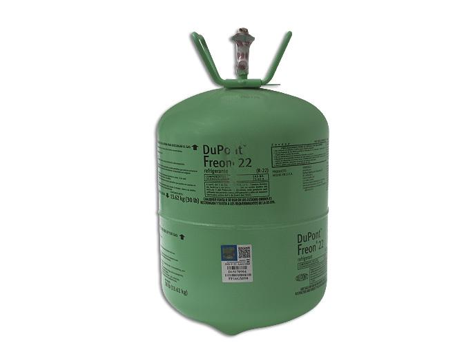 GAS BOYA 13.6 KG. R22 DUPONT