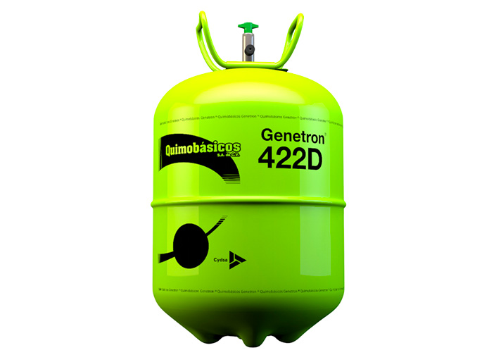 GAS BOYA 11.30 KG. R422D GENETRON