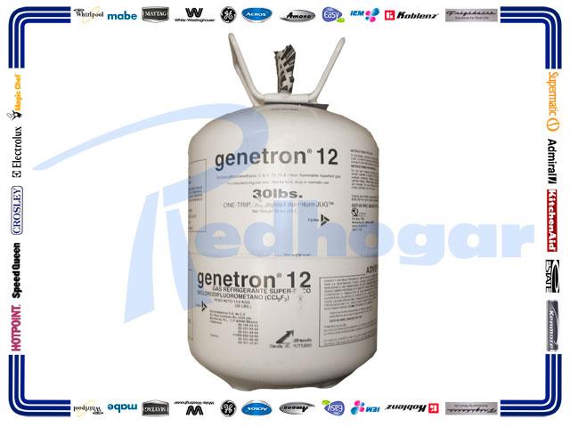 GAS BOYA 13.6 KG. R12 GENETRON
