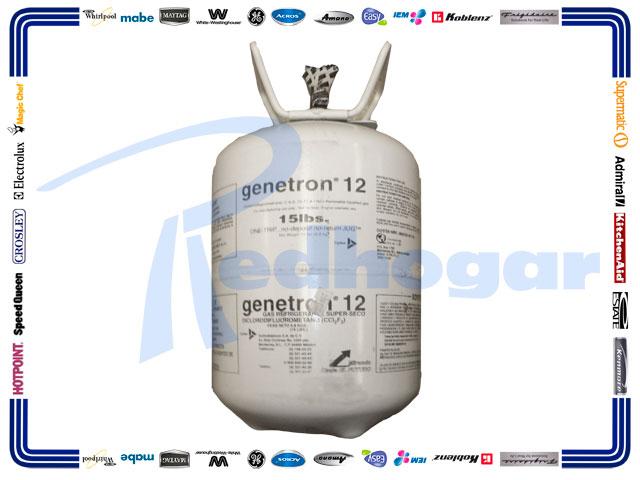GAS BOYA 6.8 KG. R12 GENETRON