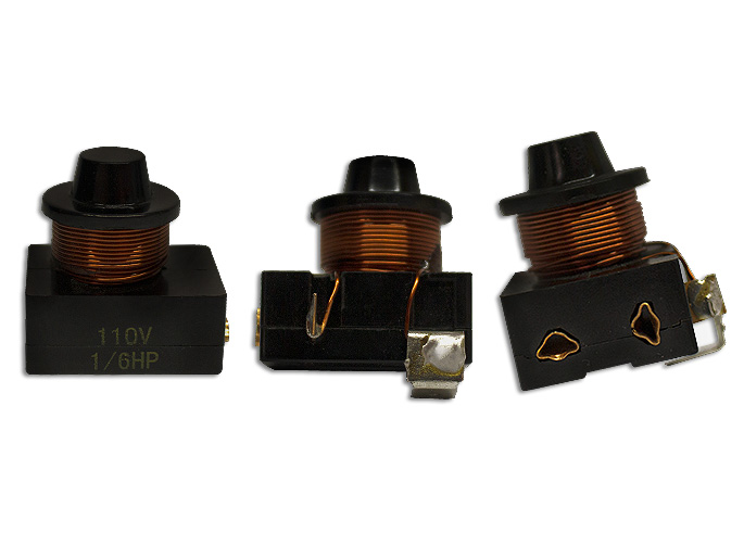 RELAY 1/6 S/CAPACITOR