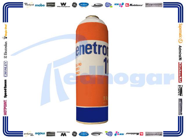 ECONOLATA GAS 1 KG R11 GENETRON