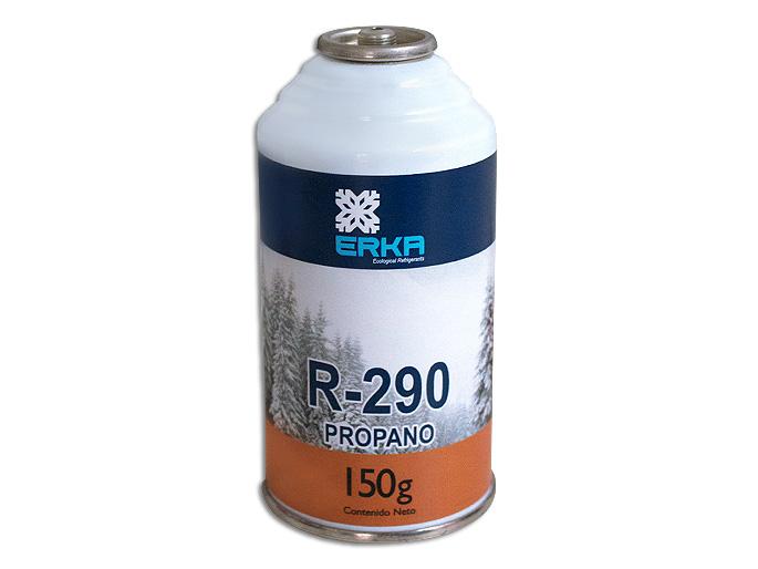 ECONOLATA GAS R290 150GR ERKA PROPANO