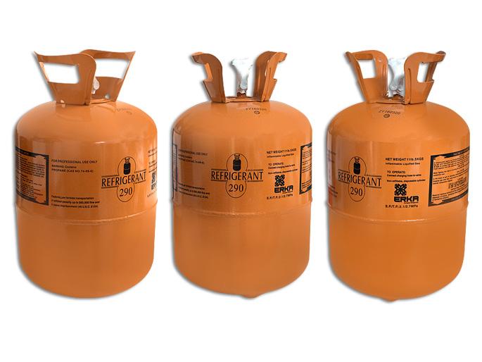 BOYA GAS R290 5 K   ERKA PROPANO