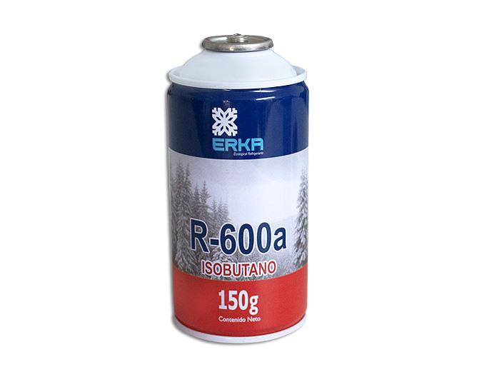 ECONOLATA GAS R600 150GR ERKA ISOBUTANO