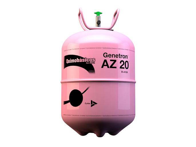 GAS BOYA  5 Kg R410A  AZ 20 GENETRON