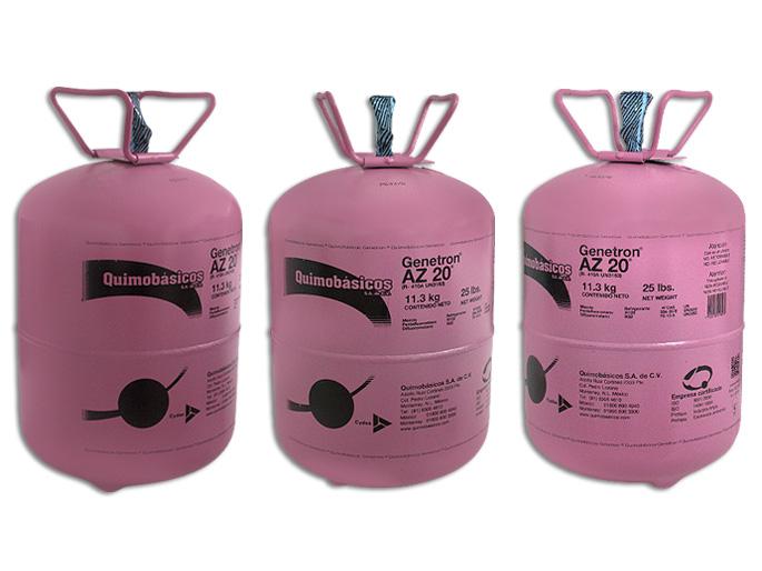 GAS BOYA 11.3K R410A   AZ 20 GENETRON