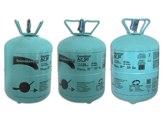 GAS BOYA 11.340K R507A  (AZ50)  genetron