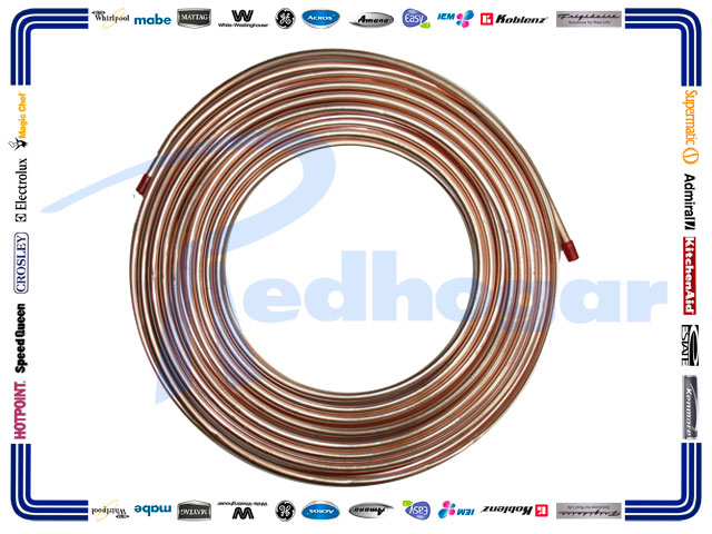 TUBO FLEXIBLE 3/8 NACOBRE