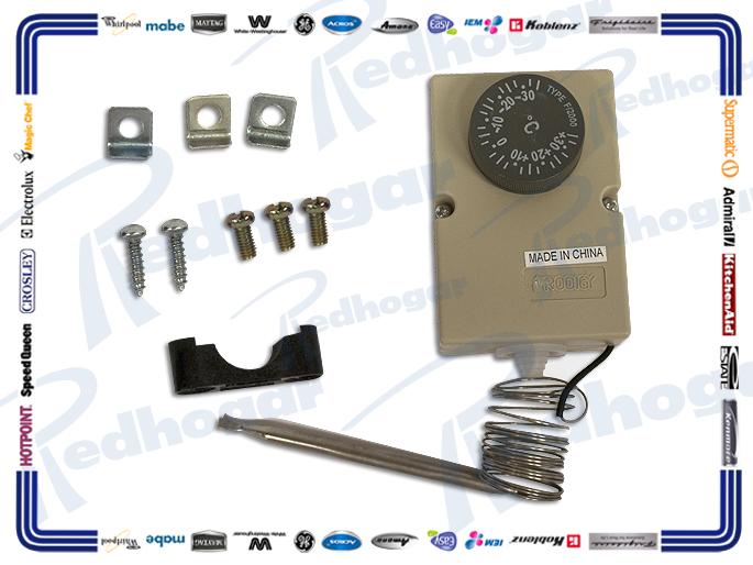 CONTROL CAMARA FRIGORIFICA 16 AMP NO AJUSTABLE RPCRR711