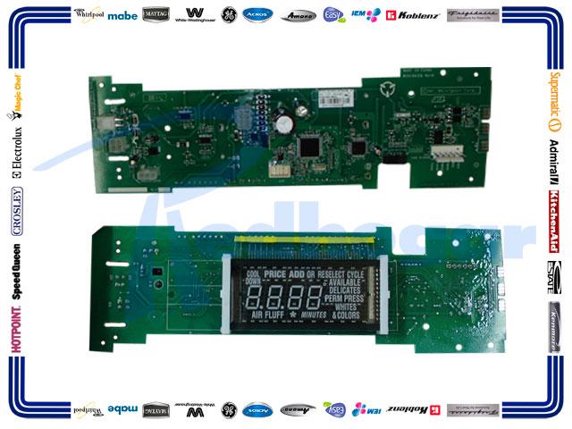 CONTROL ELECTRONICO USAR W10166385 W10166387