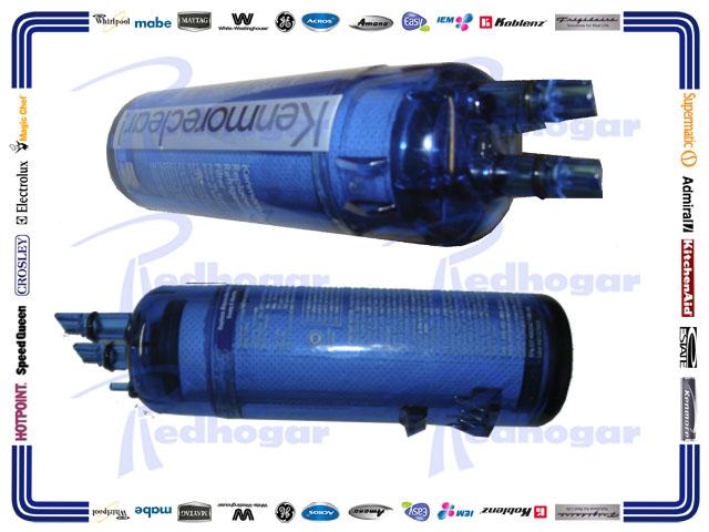 FILTRO DE AGUA WHIRLPOOL W10394041,EDR1RXD, W10790813-WHI, W1079013,W1079013-KENMORE,W1079013S/B-RDX