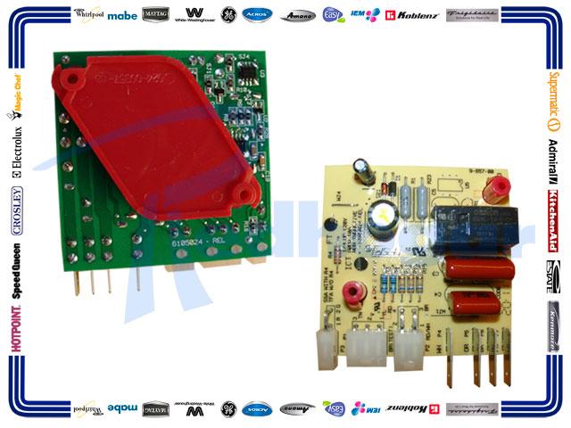 CONTROL ELECTRONICO USAR W10366604, W10366605