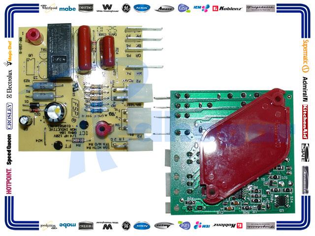 TIMER DESHIELO ELECTRONICO  USAR W10366605
