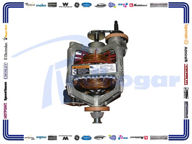 MOTOR CON BANDA SUST W10139766  W10396034