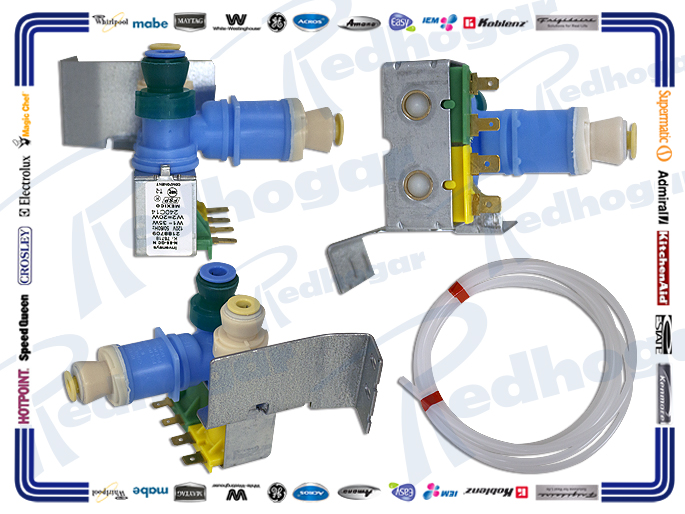 ELECTROVALVULA TRIPLE WH   SUST. 4389178 USAR W10822681