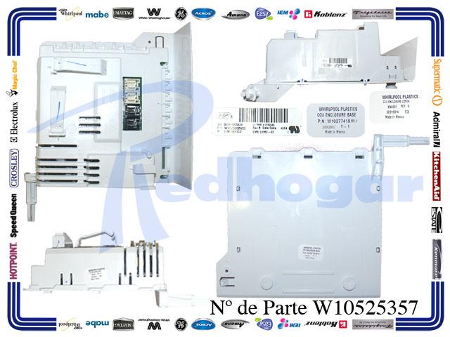 TARJETA CONTROL SUST W10205841