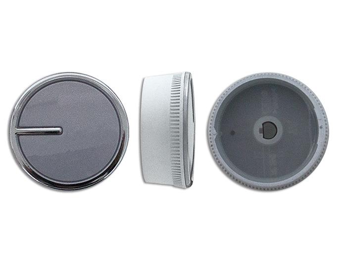 PERILLA control gris plata