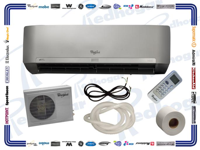Minisplit Inverter 1 5 Ton 220v Frio Calor Plata