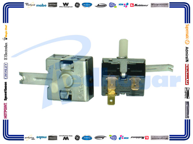 MICROSWITCH ARANQUE SEC. G.E. 572D434P008 USAR WE4M402