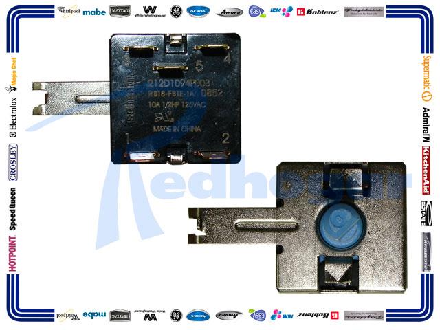 MICROSWITCH 5/PUNTAS temperaturas SECADORA IDEM 212D1094P003