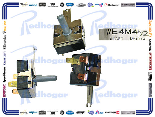 MICROSWITCH ARRANQUE 3 PUNTAS 212D1094P004 WE4M326 572D434P008