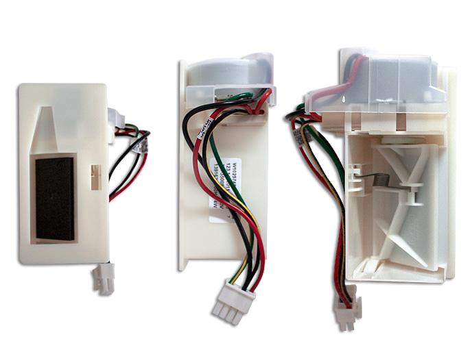 CONTROL DAMPER W10257451