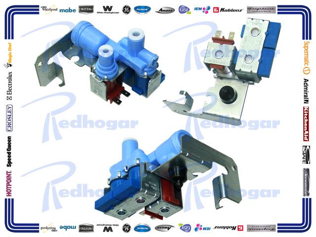 ELECTROVALVULA DOBLE  WR197D7977P001 WR57X10040, WR57X10051 WR57X10032 WR57X10018