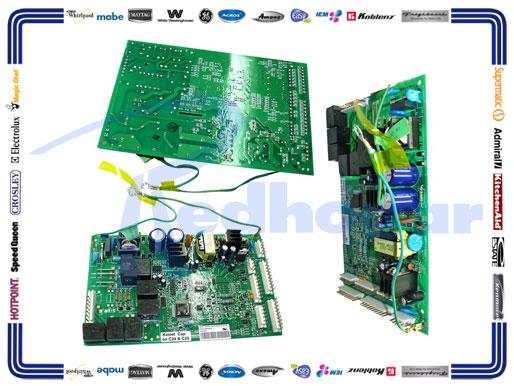 TARJETA MAESTRA 7 CONECTORES MISMA WR55X10942