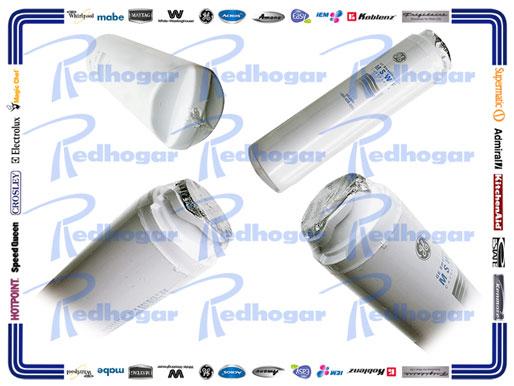 FILTRO DE AGUA CARTUCHO SMART ROSCA RECTA USAR MWSF WR238C2334P006