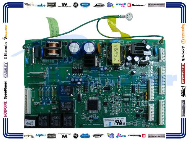TARJETA MAESTRA 6 + 1 CONECTORES