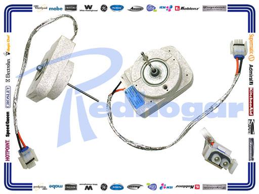 MOTOR EVAPORADOR GE 115V  60HZ  2.4W USAR WR60X10257